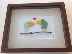 Love Birds by Elizabeth Bartlett