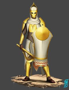 Supernatural Beings, Army Soldier, Detailed Image, Egyptian, Iron Man, Creatures, Princess Zelda, Deviantart, Fantasy