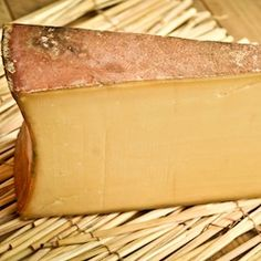 beaufort - note the signature curved rind
