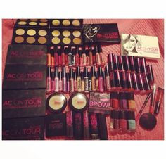 My Australis makeup collection is huge