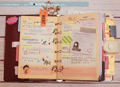 week planner ( #filofax #planner #lucywonderland )
