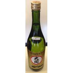 Sake Ozeki Junmai Japan Shop, Alcoholic Drinks, Champagne, Beer, Bottle, Rice Wine, Gifts, Alcoholic Beverages, Ale
