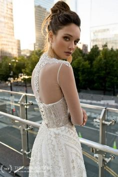Los Angeles by EllyBride 2020 Fall Bridal Collection – The FashionBrides