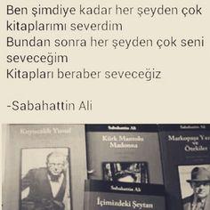 Sabahattin Ali ...