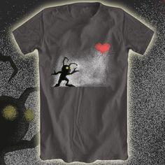Kingdom Graffiti. Tee now on sale at Aplentee.com