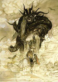 """Final Fantasy"""
