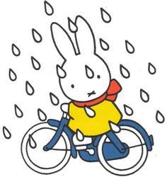Rainy Day Miffy