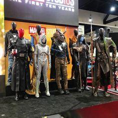Marvel villains costumes at SDCC! Marvel E Dc, Marvel Heroes, Captain Marvel, Marvel Avengers, Vision Avengers, Marvel Villains, Marvel Movies, Avengers Movies, Captain America Suit
