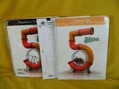Bob Jones Science 5 Teacher w. CD & Test Key, 3rd Ed Homeschool / School 5th #TextbookBundleKit