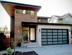 Kirkland Residence by Verge Architecture.