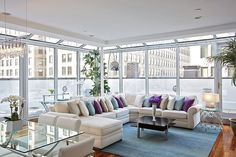 Tribeca Penthouse by Marie Burgos Design