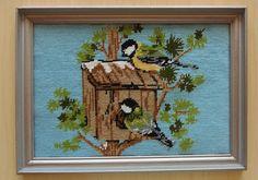 Pistoja ja Piirtoja: Ristipistotaulut Frame, Home Decor, Homemade Home Decor, A Frame, Frames, Hoop, Decoration Home, Interior Decorating, Picture Frames