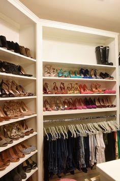 53 Beautiful First Apartment Storage Organization Ideas Shoe Storage Unit, Shoe Shelves, Shelving, Shoe Organizer, Closet Organization, Organization Ideas, First Apartment, Apartment Living, Apartment Ideas