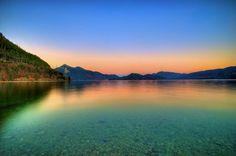 Lake Walchen – Germany