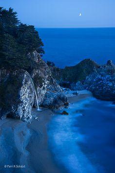Moody Blues,Judith Pfieffer State Park, Big Sur, California
