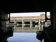 Base sous-marine, Saint Nazaire, France