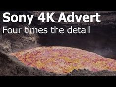 Awesome detail showcasing Irazu Volcano in Costa Rica! Sony 4K - Four times the detail - YouTube Read about the details here: http://rentourcostaricacondo.blogspot.ca/2013/11/sonys-epic-eruption-of-flowers-at-irazu.html