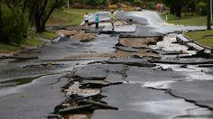 Flood damage in Rockhampton Jan 2013