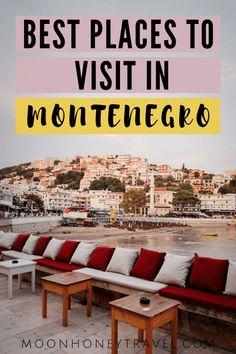 Discover all the must see destinations in Montenegro: Durmitor National Park, P14 Scenic Road, Rose, Luštica Peninsula, Sveti Stefan, Rijeka Reževići, Budva Riviera, Prokletije National Park, Old Town of Ulcinj, Ulcinj Beaches, Komovi Mountains, Njeguši, Kotor Serpentine Road, Old Town of Kotor, Lake Skadar. #montenegro #adriaticcoast #montenegrotravel #balkans #traveleurope #europetravel #easterneurope #balkanstravel #bestplaces #travelinspiration #outdoortravel #kotor #ulcinj #budva…