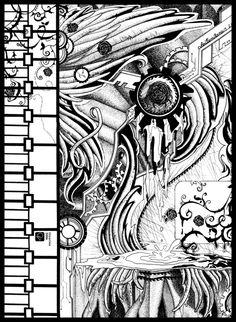 Spinning Madly by kkoorime on DeviantArt