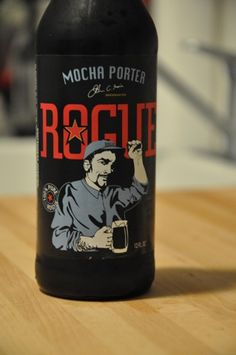 Rogue Mocha Porter its drinkable. but not my favorite