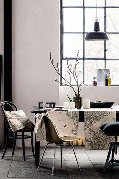 #dining #home #interior #scandinavian