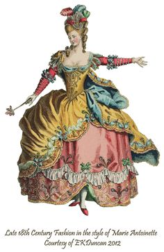 An impressive paper recreation of Marie Antoinnette's theater