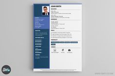 These Resume Templates will surely help you find a job! The Best Resume Builder with creative Resume Samples.
