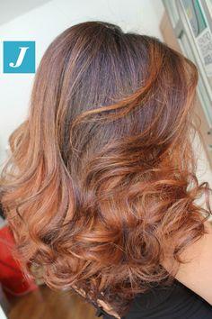 Ready for #Summer! #cdj #degradejoelle #tagliopuntearia #degradé #igers #musthave #hair #hairstyle #haircolour #longhair #ootd #hairfashion #madeinitaly #wellastudionyc