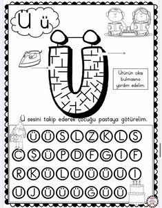Beginning Sounds Worksheets, Pre School, Preschool Activities, Homework, Homeschool, Success, Education, Words, Funny