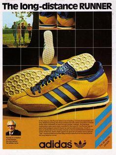 Adidas Running (1978)