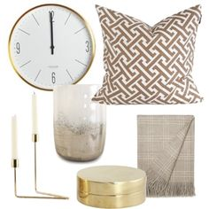 A touch of glam by wenche-andersen on Polyvore featuring interior, interiors, interior design, home, home decor and interior decorating