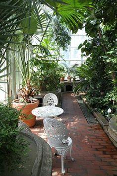 Luomus - luonnotieteellinen keskusmuseo (botanical garden)