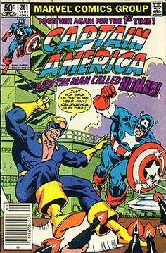 Captain America #261 vol. 1