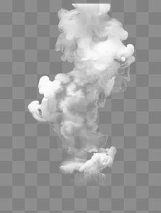 الدخان الأبيض ناقلات ديناميكية داكان, حركة بيضاء, دخان, دخانPNG صورة