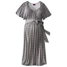 Merona®  Maternity Short-Sleeve Knit Dress - Assorted Colors.Opens in a new window