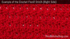 crochet-floret-stitch tutorial  http://newstitchaday.com/how-to-crochet-the-floret-stitch/?utm_source=New+Stitch+A+Day_campaign=1c02494cf5-RSS_EMAIL_CAMPAIGN_medium=email