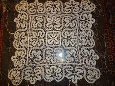 bruges crochet | Bruges lace crochet doily
