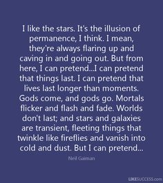Happy New Year (and it is also Neil Gaiman Day here on my Page.) Start your year with magical writing.