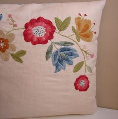 Cushion - large floral | Flickr - Photo Sharing! Punch, Cushions, Throw Pillows, Floral, Nature, Etsy, Home, Design, Cushion