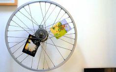 fotos na roda de bicicleta