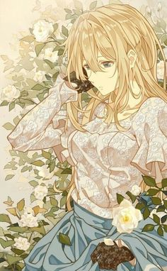 Violet Evergarden -Violet Evergarden Zelda, Anime, Fictional Characters, Girls, Cartoon Movies, Anime Shows, Anime Music, Fantasy Characters, The Legend Of Zelda