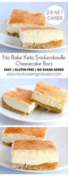 Keto Cake, Best Keto Cheesecake Recipe, Low Carb Cheesecake, Cheesecake Bars, Homemade Cheesecake, Classic Cheesecake, Low Carb Sweets, Low Carb Desserts, Low Carb Recipes