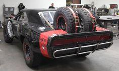 "Dodge Charger RT Off Road 1970, em ""Velozes e furiosos 7"" (2015)"