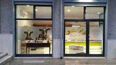 Allestimento Vetrine negozio Masseria Seppunisi