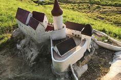 Kudy z nudy - Bystřický park miniatur Park, Czech Republic, Travelling, Cathedral, Castle, Outdoor Decor, Tips, Miniature, Parks