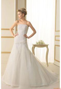 Vestidos de noiva Luna Novias 105 Talia 2013