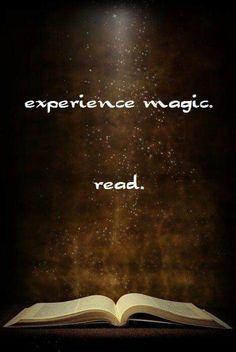Read --- it's magical