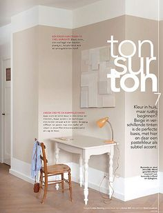 great way to get the look of big moulding w/o the cost!