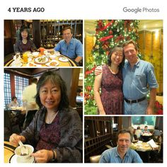20121209_1124d01-COLLAGE - 4 years ago today at the #FourSeasonsHotel in #Singapore.